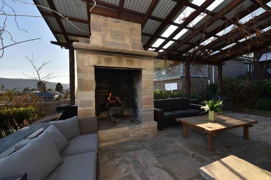 Millfield-Eco-Lodge-fireplace